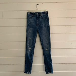 Abercrombie and Fitch size 26 jeans